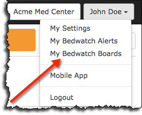 My BedWatch Boards Navigation.png